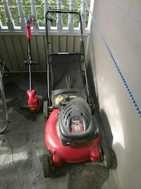 Electric weed trimmer and lawnmower Norwich, 06360