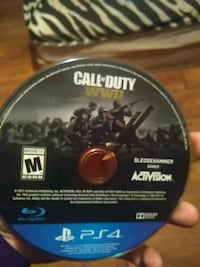 Call Of Duty WW2( USED but works good New Castle, 19720