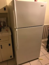 Whirlpool refrigerator. Works perfectly, saves a lot of energy, it cools perfect, makes ice, nothing wrong with it, I'm moving and needs to go ASAP.  Ontario, 91762