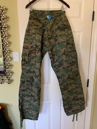 Army Surplus Camo Pants North Potomac, 20878