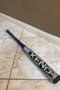 Xeno softball bat.