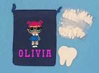 LOL Doll Inspired Tooth Fairy Bags Markham, L6C 1R7