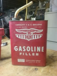 Vintage eagle gas can Myersville, 21773