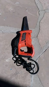 Black and decker hand saw