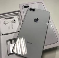 iPhone 8 Plus Silver Montreal