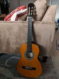 Kids Guitar 3/4 size with bag Redwood City, 94061