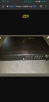 8 channel dvr  null