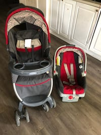 Graco baby car seat just like new Germantown, 20874