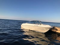 Family speed boat bayliner Barrie, L4N