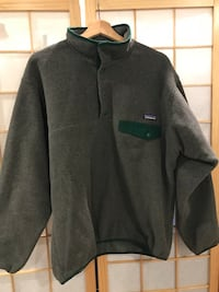 Patagonia Mens Synchilla Sweater