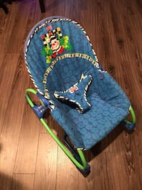 Infant chair Calgary, T3M