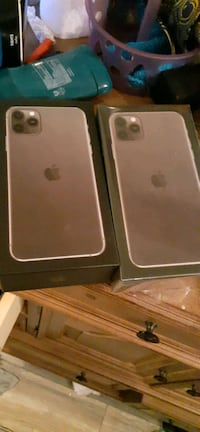 iPhone 11 Pro Max New in box **NEGOTIABLE**