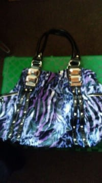 Purple Kathy Zealand purse 985 mi