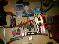 Misc tools and toolbox Lakewood, 44107