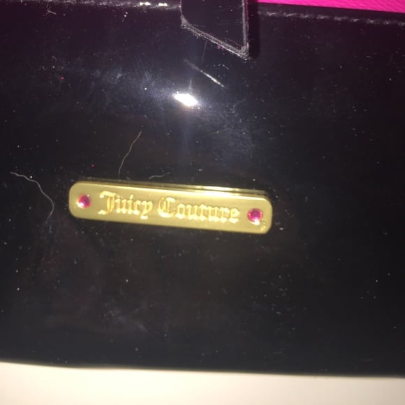 Juicy Couture travel tote