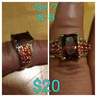 All of our Sterling silver rings are on sale right now for only $20. Act fast. Glen Burnie