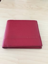 Coach Leather Wallet Toronto, M5C