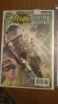 batman 66 # 5 meets green hornet Toronto