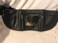 Coca-Cola leather serving pouch  Toronto, M4B 3K5