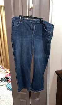 Jeans plus size 24 Lane Bryant missing button Birmingham, 35235