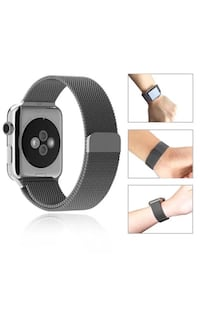 New black band for Apple Watch 42mm band melanin mesh band Toronto, M9L 2H8
