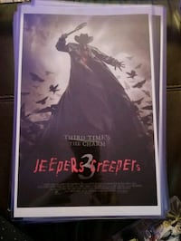 Jeepers Creepers 3 Poster  Bunker Hill, 25413