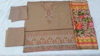 Embroidered Lawn Suit with Chiffon Dupatta-DKA ISLAMABAD