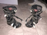 dirt biking boots