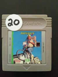 Paperboy 2 for Nintendo Gameboy  Vaughan, L4L