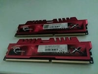 Gskill ripjaws 2x4gb 1600 mhz cl 9 9 9 24 ram kit