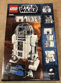 Star Wars R2D2 10225 Sealed Set Toronto
