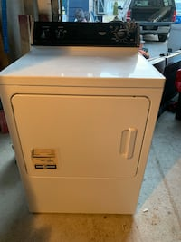 white front load clothes dryer Toronto, M9W 3P9