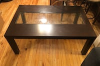 Espresso Coffee table- Mint condition New York, 11385