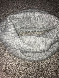 Gray Infinity Scarf  Imperial, 63052