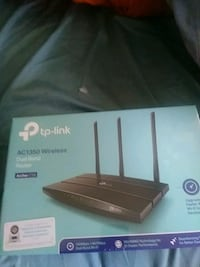 Tp-link ac 1350 wireless router Port St. Lucie, 34983