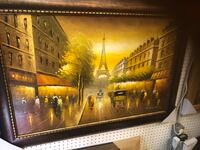 Framed Oil painting Richmond Hill, L4C 3S6