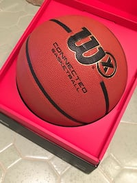 Basketball ( Wilson X connected basketball)
