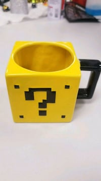 Super Mario coffee mug Chicago, 60606