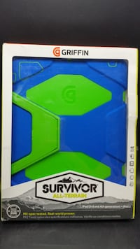 Survivor All-Terrain Case for iPad (3rd and 4th Generation) + iPad 2 Corona