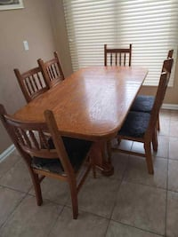 Dining table set Vaughan, L4L 1S2