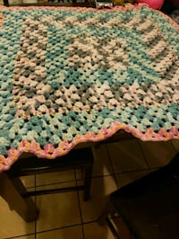 Handmade Toddler blanket