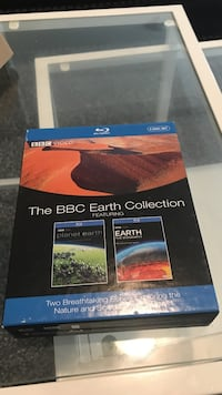 Planet Earth Blu Ray Set! Only watched once Hamilton, L8W 3Z9