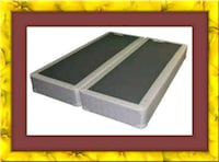 Full Queen King split box spring Alexandria, 22305
