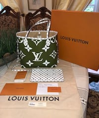 Louis Vuitton 2019 summer Limited Neverfull mmcollection  Olney