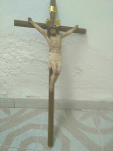 Decoración de la pared de Jesucristo