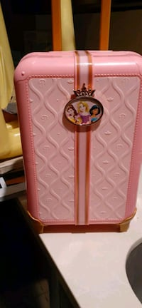 Small Princess Luggage