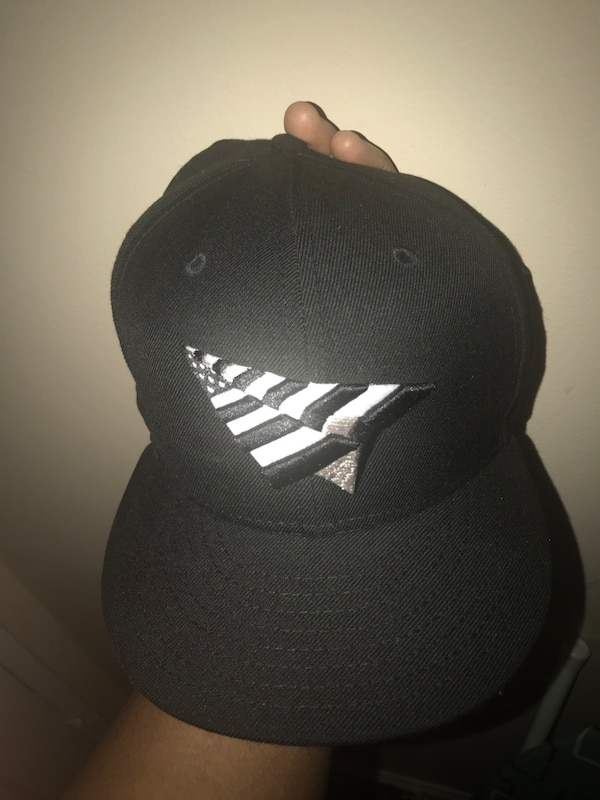 Roc Nation Fitted Cap Sz 8 dd9ce46b9a2
