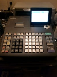 Casio SE-S800 cash register with extra drawer Melville, 11747
