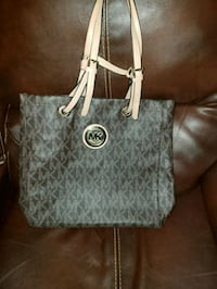 gray Michael Kors leather tote bag West Chicago, 60185
