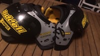 Youth Riddell Football Pads